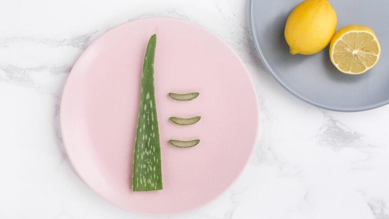 edible aloe