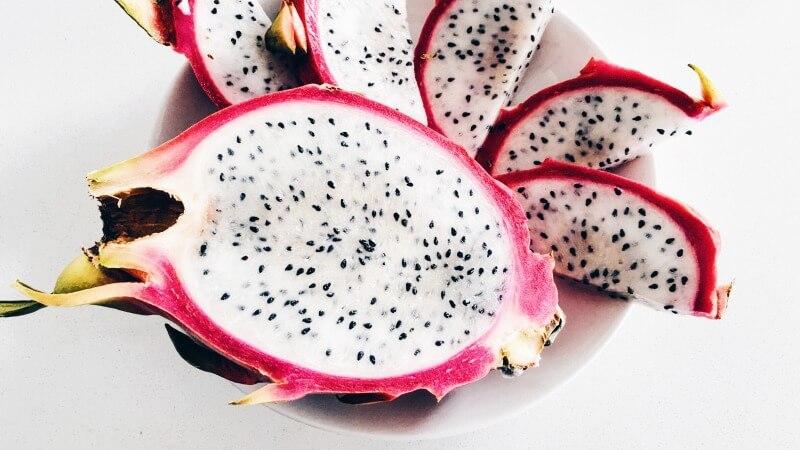 dragron fruit edible Hylocereus fruit